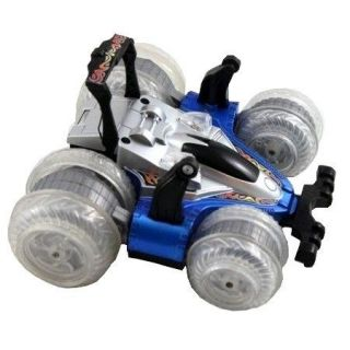 Rechargeable Tumbler RC Remote Control Car Toy Rotates Spins AMAZING