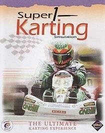 SUPER KARTING 1 Cart Racing Simulation PC Game NEW