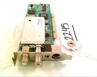 low profile tv tuner in Video Capture & TV Tuner Cards