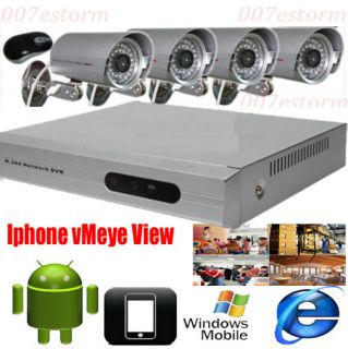 security camera system in Home Surveillance