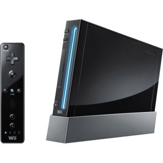 Newly listed Nintendo Wii Black Console (NTSC)   Great Condition