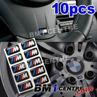 TEC STICKER EMBLEM BADGE BMW STEERING WHEEL RIM INTERIOR MTEC M3 M5 M6
