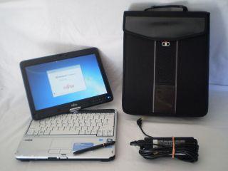 T731 FUJITSU LIFEBOOK LAPTOP TABLET PC w/ STYLUS i5 2.5GHz 250GB w