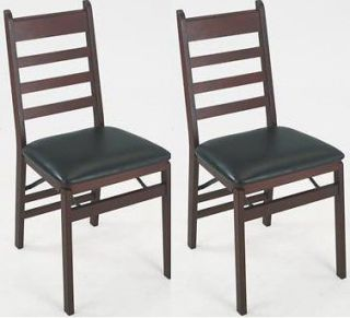 folding chairs in Home & Garden