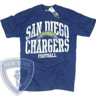 SAN DIEGO CHARGERS T SHIRT PHILIP RIVERS NFL LOGO FOOTBALL TEE XL