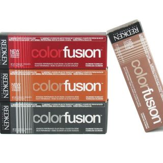 Redken Color Fusion Hair Color 2.1 oz   Natural Balance Levels 1 6