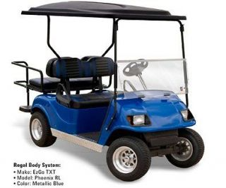 golf cart body kits in Push Pull Golf Carts