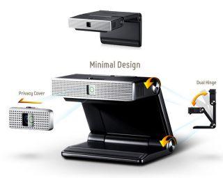 New SAMSUNG Smart TV Camera VG STC2000 Skype to Skype HD Video Calls