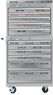 Magnetic TOOLBOX LABELS fits all Mac Tool Boxes