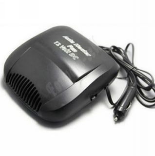 12V Car Auto Vehicle Portable Ceramic Heater Heating Cooling Fan