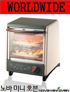 NOVA] 2011 Mini Oven Electric Convection toaster Cooker WORLDWIDE