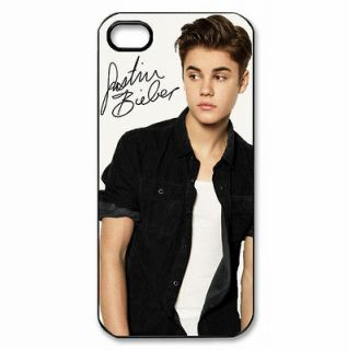 JUSTIN BIEBER Boyfriend JB Apple iPhone 5 5th Hard Case Cover New