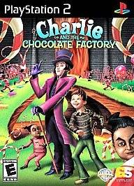 Charlie Chocolate Factory Game