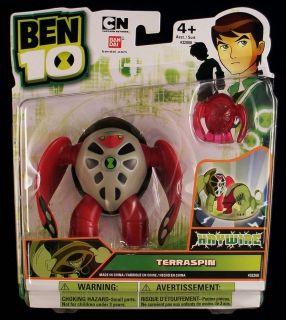 Ben 10 Ultimate Alien Ultimate Big Chill HAYWIRE with Mini Figure