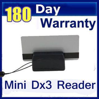 Tracks Portable Magnetic Stripe Credit Card Reader Data Collector