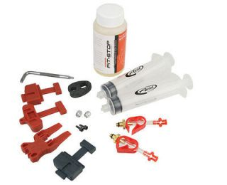 Avid Shop bleed kit (DOT 5.1), Avid disc brakes