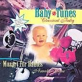 Classical Baby: Mozart   Awake Time by Ron Burns (CD, Feb 1998, Rhino)