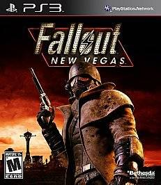 Fallout: New Vegas (Sony Playstation 3, 2010) BRAND NEW/SEALED!!