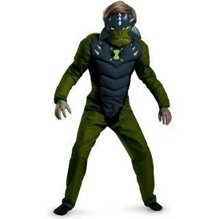 Ben 10 Humungasaurus Muscle costume mask 4 6 7 8 10 12