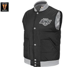 Los Angeles Kings NHL Free Agent Nylon Vest Mitchell & Ness Authentic