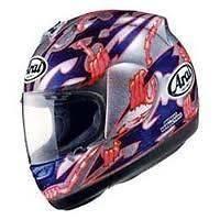 Arai RX 7 RX7 Corsair Hayden REPSOL Blue Replica motorcycle helmet Ltd