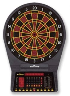 Arachnid Cricket Pro 750 Electronic Dart Board Game NEW