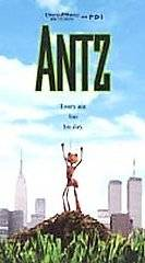 Dreamworks Antz VHS Movie Every Ant Has His Day