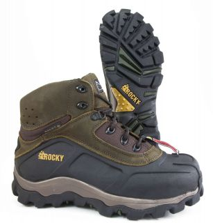 ROCKY GRITAMOR #6354 COMPOSITE SAFETY TOE, EH , WATERPROOF THINSULATE
