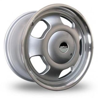 Wolfrace Slot Mag Alloy Wheels & Pirelli Tyres   FORD ESCORT (96 98