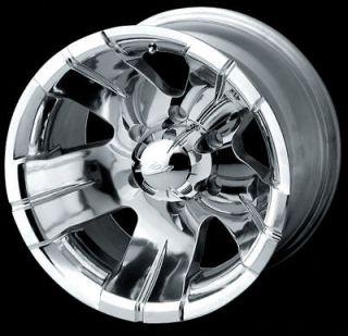 ION Alloys 138 Wheels Rims 15x8, fits S10 S15 BLAZER JIMMY BRAVADA