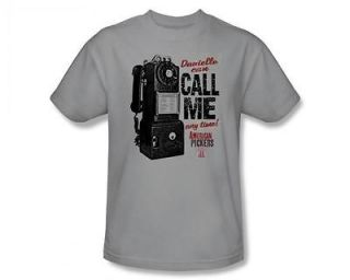 Danielle Can Call Me Anytime History Channel TV Show T Shirt Te