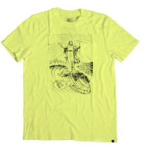 RICK GRIFFIN HURLEY VINTAGE STYLE TSHIRT JESUS WALKING ON WATER