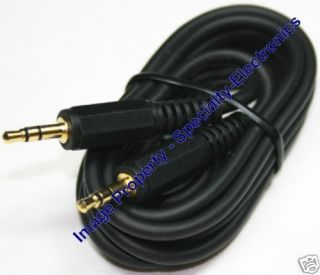 Aux Input Cable 6 for iPOD  Zune Toyota FJ Cruiser