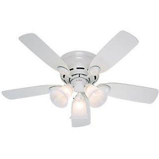 Hunter Fan Company H 42 Low Profile Ceiling Fan