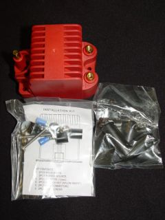Mallory Ignition Promaster High Output Coil ; Street / Strip Ignition
