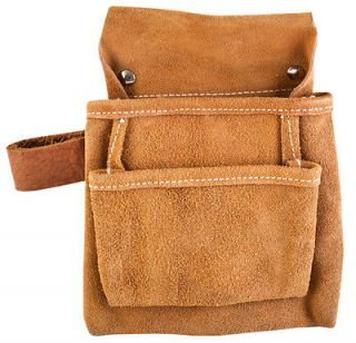 leather tool pouch in Tool Boxes, Belts & Storage