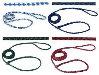 12 ANIMAL CONTROL LEADS Dog Grooming Kennel Slip Lead heavy duty