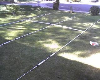 HiGain 10   15   20 meter tri band beam antenna