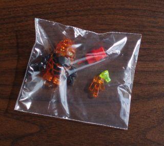 NEW Lego POWER MINERS Rock Monster Orange Lava Monster Power Crystal