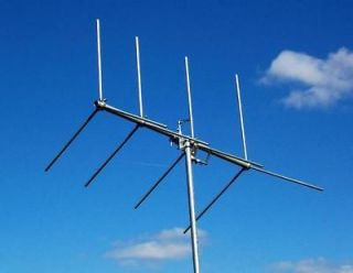 GIZMOTCHY 2 METER 4 ELEMENT 1500W BEAM ANTENNA