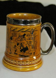 Vintage Elijah Cotton Ltd, Lord Nelson Ware Tankard or Mug   love of