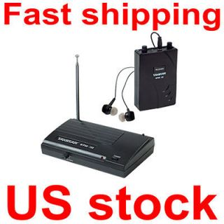Professional Stage Wireless Monitor System+receive​r+earphone