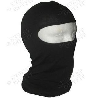 BALACLAVA FULL FACE MASK Black NINJA HEAD SHIELD NEW CLOSEOUT SALE #
