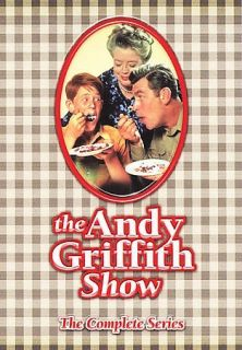 The Andy Griffith Show   The Complete Series (DVD, 2