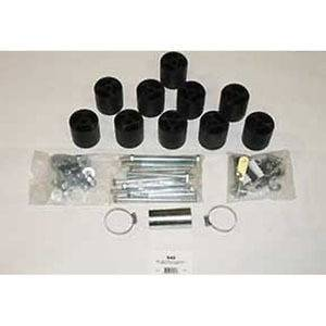 PERFORMANCE ACCESSORIES 3 BODY LIFT KIT CHEVY S10 BLAZER GMC S15
