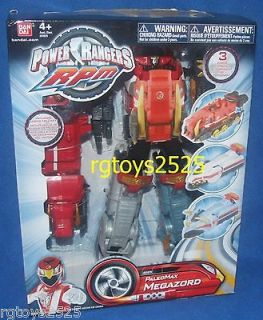Power Rangers RPM PaleoMax Megazord New Hard to Find Paleo Max