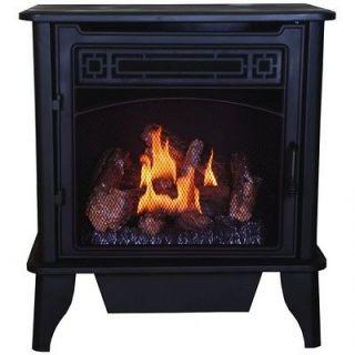 NEW PROCOM Vent Free Natural Gas Propane LP Fireplace Stove PCSD25T