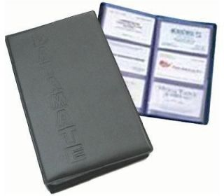 Newly listed Business Name ID Card Holder Organizer Book Wallet 120