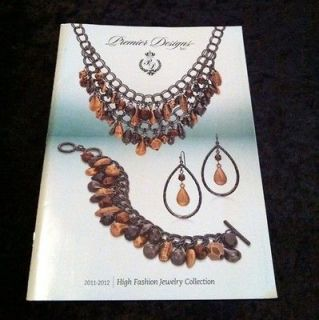 2007 premier designs jewelry catalog brochure spring