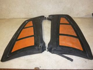 09 ARCTIC CAT M1000 M8 M F 1000 SIDE PANELS LEFT RIGHT VENTED BODY SNO